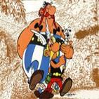 Charrando de tebeos: Episodio 23. Asterix y Obelix, de Goscinny y Uderzo.