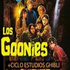 LODE 4x04 los GOONIES, ciclo estudios GHIBLI