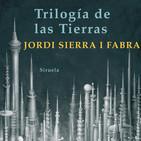 'La trilogía de las tierras' de JORDI SIERRA Y FABRA (Nora, 4B)