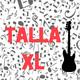Talla XL 18 de abril