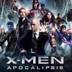 LODE 6x39 X-MEN: APOCALIPSIS (cómic + película)