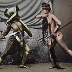 Gladiadoras: Mujeres en la arena ¿luchadoras o modelos eróticas?