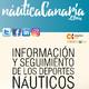 NÁUTICA CANARIA RADIO, en Canarias Radio. Sábado 30.12.17