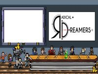 Radical Dreamers Capítulo 107: Juegos que no hemos terminado y Ping Pong The Animation.