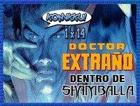 Komikku! 1x14 - Doctor Extraño: Dentro de Shamballa
