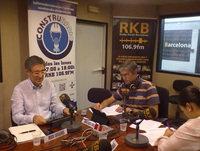 Programa 67 - 21/9/2015. Entrevista a Jordi Gosalves, presidente del CAATEEB
