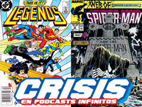 Crisis en Podcasts Infinitos #1 .La última cacería de Legends.