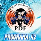 El Podcast de Freakdom - Programa 42
