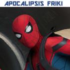 AF Píldoras 42 - Spider-Man: Homecoming