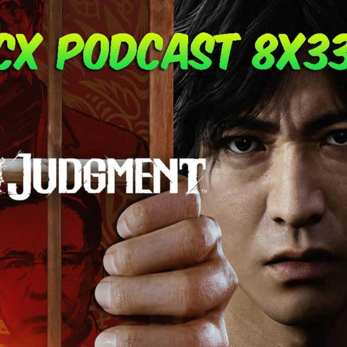 CX Podcast 8x33 I Lost Judgment, Psychonauts 2, E3 2021...