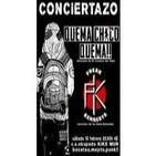 Concierto Quema Chico Quema (15/2/2014)