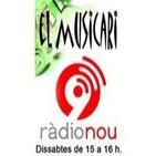 Copo al Musicari de Ràdio Nou. 08/10/2011.