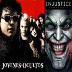 LODE 4x05 JÓVENES OCULTOS, Injustice : Gods Among Us