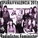 España>Valencia Radialistes Feministes /40 Jornadas Feministas (2 de 3)