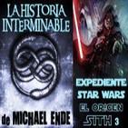 LODE 4x09 -Archivo Ligero- La Historia Interminable (libro y film), Expediente Star Wars