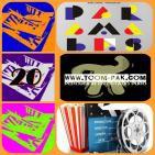 #Tapeando Radio # 20 # - Xoel López & Toom-pak