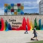 Tsunami cultural en Málaga