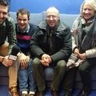 'Alimentación Arcos', historia viva del comercio local de Cascante. Nuestros colaboradores continúan visitando Radio Cie