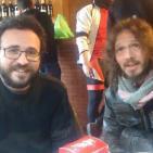 Viaje a Ítaca (2x07): Rubén Darío Fernández y Federico Fernández Giordano (EXCODRA EDITORIAL)