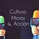 Cultura, micros y acción - programa 128