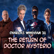 Charlas Whovian 31: The return of Doctor Mysterio