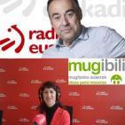 La Casa de la Palabra (Radio Euskadi): Elena Alzuri de Triunfo3 Pilates Studio nos habla del Aeroyoga