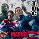 TDC Podcast - 57 - Repaso al MCU (Universo Cinematográfico de Marvel), con Paco Fox