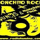 Monchito rock con pali de apaga la tele ..