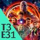 3x31 - Vengadores: Antes de Infinity War (26/04/18)