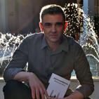 Entrevista a Fernando Soriano, autor del poemario en prosa 'Sombra de una animal bebiendo sombra' (Ed. Nazarí)
