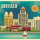 Buffalo, NY (50 Estados USA)
