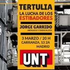 La lucha de los estibadores (Madrid, 3-III-2017)