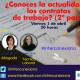 Interconexiona 01/04/2016 ¿Conoces la actualidad de los contratos de trabajo? (2ª Parte)