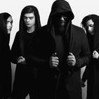 In Veils y Comisario Pantera en Clinic Diafragma- rock & metal radio show (6 oct 2016)