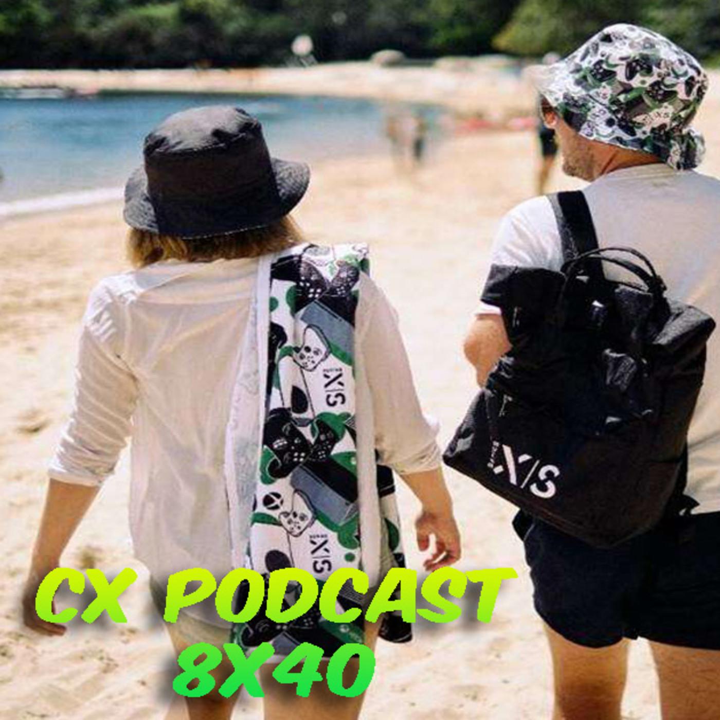 CX Podcast 8x40 I Programa off-topic final de temporada