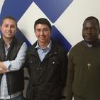 JORNADA ORACION VOCACIONES Y VOCACIONES NATIVAS Entrevista con dos seminaristas y un sacerdote africano