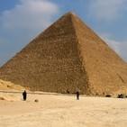 Los enigmas en la construcción de la Gran Pirámide