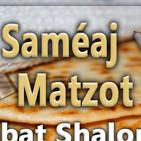 Matzot 7 Conduciéndonos como matzot