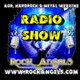 Rock Angels Radio Show - 12 Sept 2016