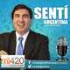 25.04.18 SentíArgentina. Seronero/G. Robredo/A. Elías/M. Peña/R. Torres/M. Quiroga/G. Santos/J. Andrés