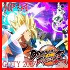 Hyrule Project Episodio 94: GOTY 2017 & Dragon Ball FightersZ
