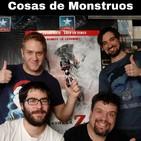 Lo último de Godzilla y Mazinger Z en CdM12