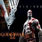 LODE 3x34 GOD OF WAR la saga, VIKINGS la serie