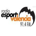 Tribuna Deportiva 03 Octubre 2016 en Radio Esport Valencia