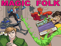 Magic Folk Special Edition: Character Discussions