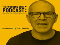The Working With… Podcast   Episode 27   Finding Time To Work On Your Goals