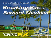 Breaking Par with Bernard Sheridan Episode 184 Sam Adams Interview