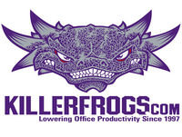 The KillerFrogs Episode 91 – Brashant Carter, HOF Edition