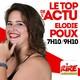 Elodie Poux - le mariage princier - Le top de l'actu - 21 mai 2018
