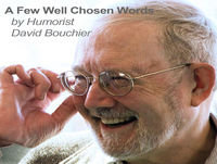 David Bouchier: Putting On Appearances